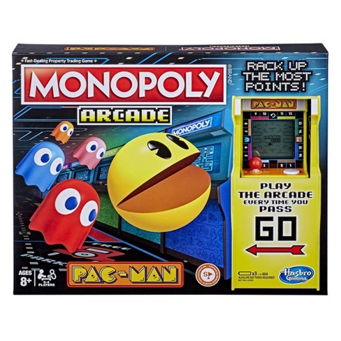 Monopoly Arcade Pac-Man Game - image 1 of 4