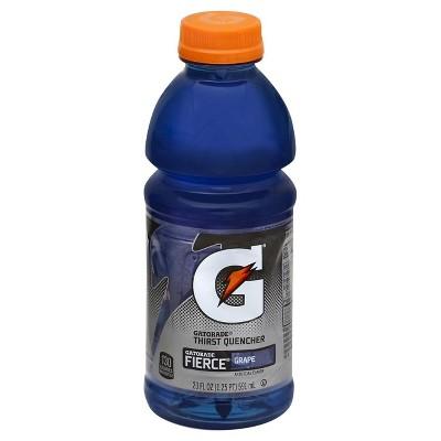 Gatorade Fierce Grape Sports Drink - 20 fl oz Bottle