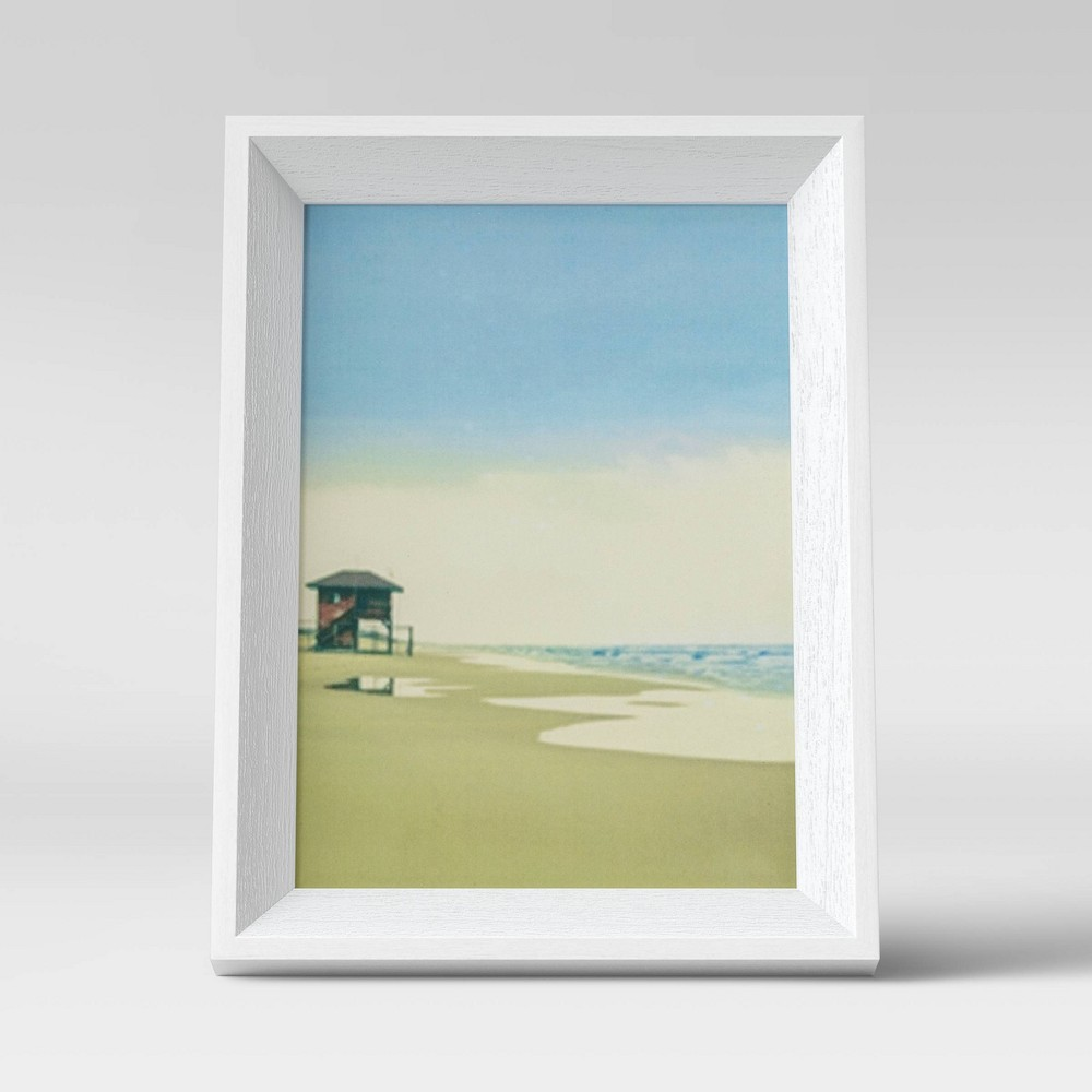5 34 X 7 34 Wedge Picture Frame White Room Essentials 8482
