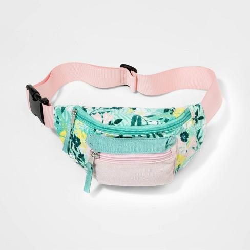 004c75fde7c Girls' Crossbody Bag - art class™ Peach/Green