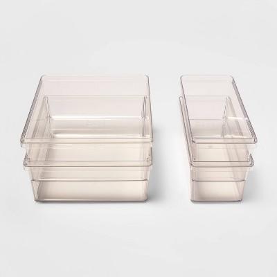 4pc Refrigerator Storage Bin Set - Made By Design™