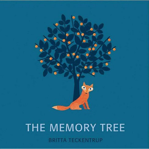 The Memory Tree - by  Britta Teckentrup (Paperback) - image 1 of 1