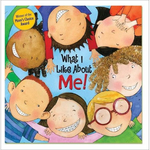 What I Like about Me! - by  Allia Zobel Nolan (Board_book) - image 1 of 1