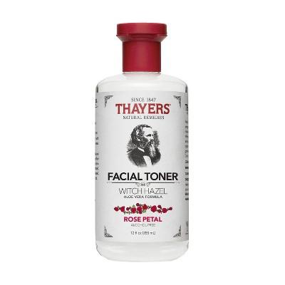 Thayers Natural Remedies Rose Toner - 12 fl oz