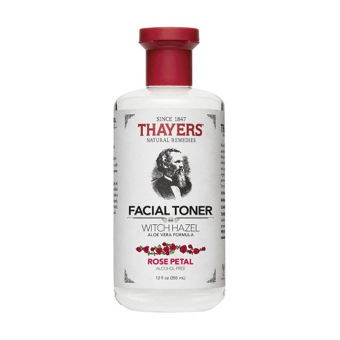 Thayers Natural Remedies Rose Toner - 12 fl oz - image 1 of 3