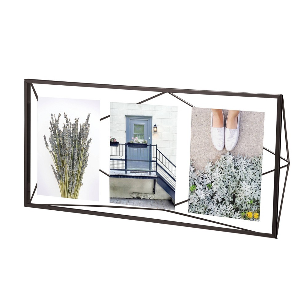 Image of 3p Prisma Multiple Photo Display Frame Black - Umbra