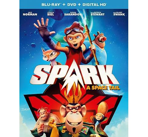 Spark:Space Tail (Blu-ray) - image 1 of 1