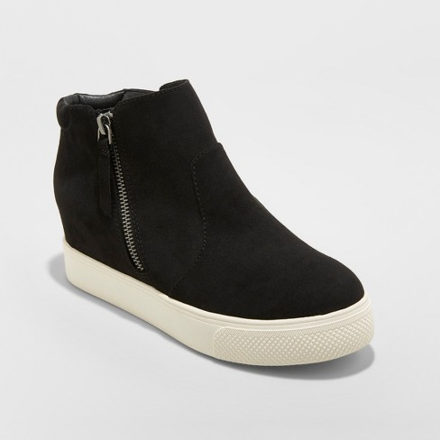 Women's Cindy Wedge Sneakers - Universal Thread™ - image 1 of 3