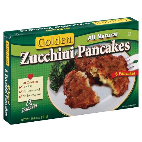 Golden Frozen Zucchini Pancake - 10.6oz - image 1 of 1