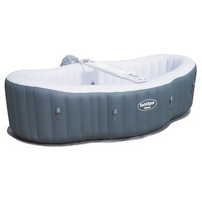 SalulSpa™ Siena AirJet™ Hot Tub - Gray