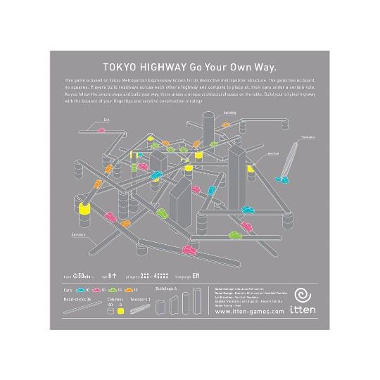 Tokyo Highway Game, board games image number null
