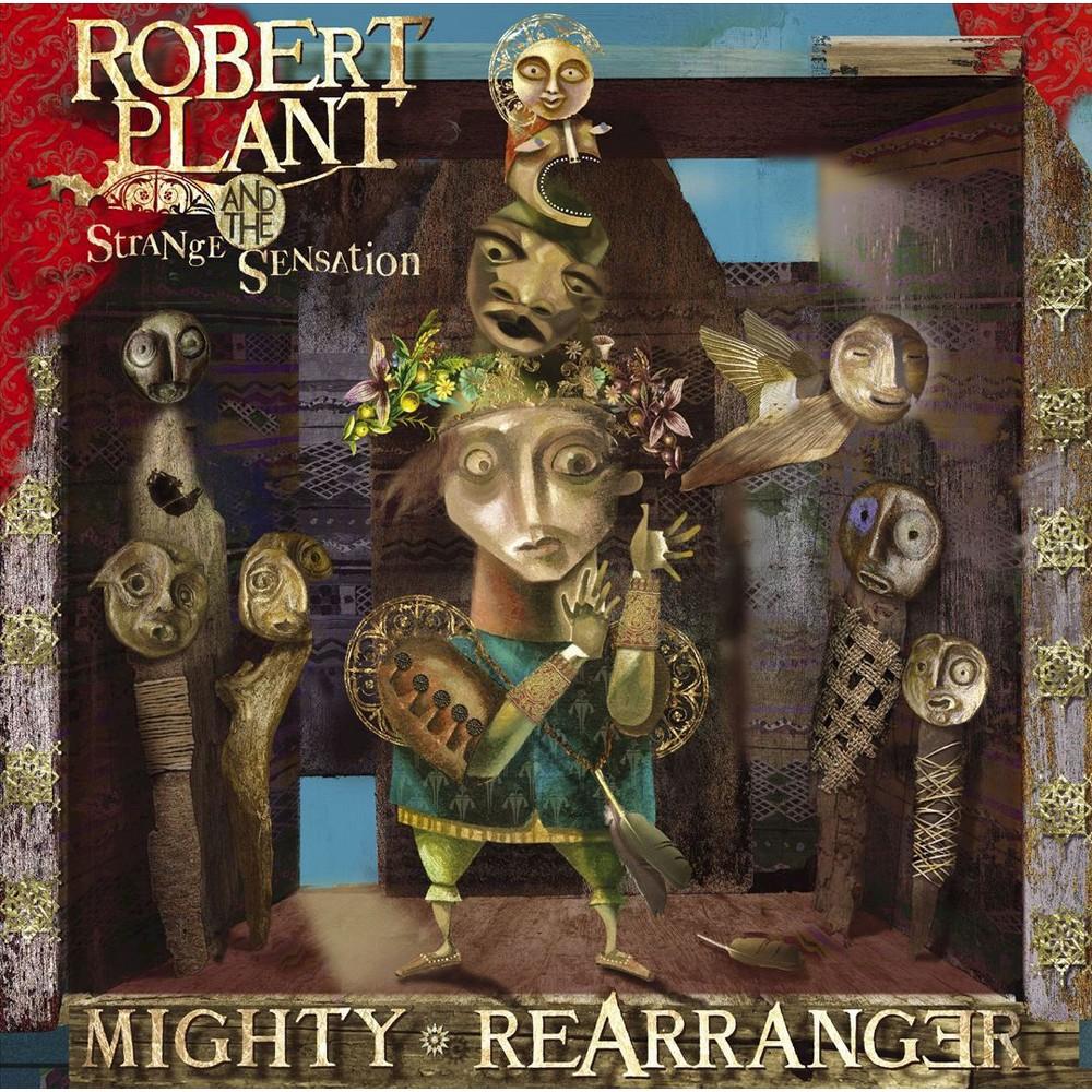 Robert Plant - Mighty Rearranger (CD)