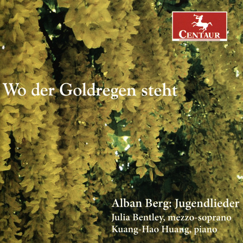 Julia Bentley - Berg:Jugenlieder (CD)