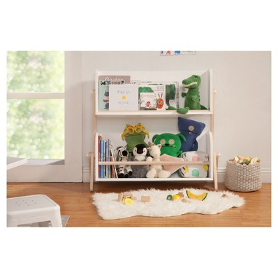 Babyletto Tally Storage And Bookshelf   White/Washed Natural : Target