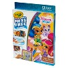 Crayola Color Wonder Shimmer & Shine, Glitter Art & No Mess Markers, Mess Free Coloring, 17pc - image 2 of 3