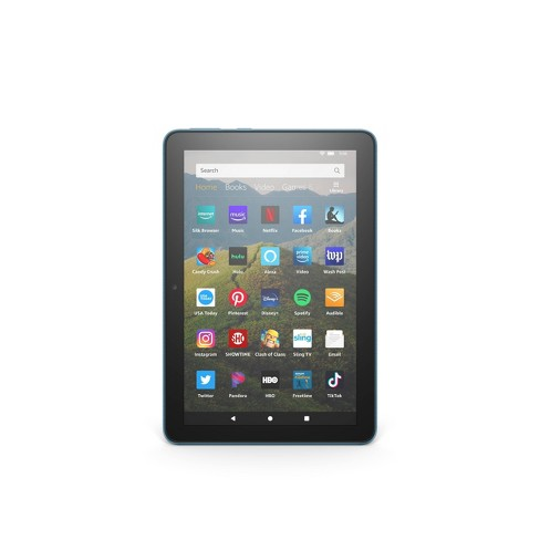 """Amazon Fire HD 8 Tablet 8"""" - 32GB - image 1 of 4"""
