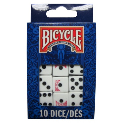 Bicycle Dice - Pack of 10 - image 1 of 1