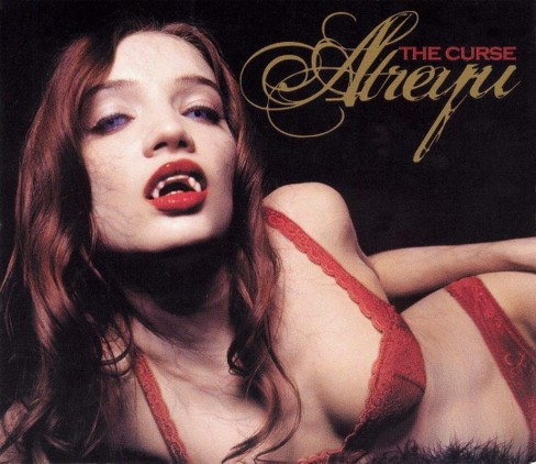 Atreyu - Curse (CD) - image 1 of 1