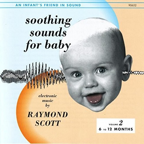 Raymond Scott - Soothing Sounds For Baby Vol 2 (CD) - image 1 of 1