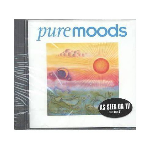 Various Artists - Pure Moods (CD) - image 1 of 1