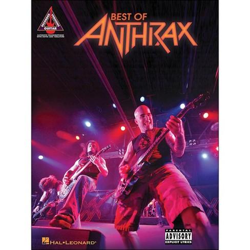 Hal Leonard Best Of Anthrax Guitar Tab Songbook - image 1 of 2