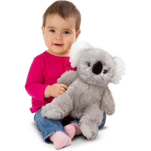 Melissa Doug Sidney Koala Bear Stuffed Animal Target