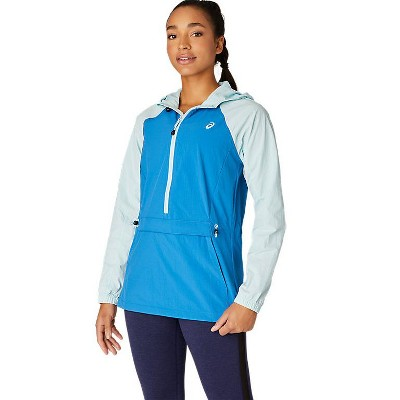 ASICS Women's Anorak Jacket Running Apparel 2012C001