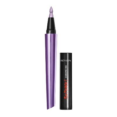 Revlon So Fierce! Chrome Ink Liquid Pen Eyeliner - 0.03oz