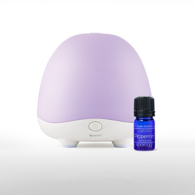 Aromatherapy Oil Diffuser Bellamist With Bonus 5ml Oil - SpaRoom
