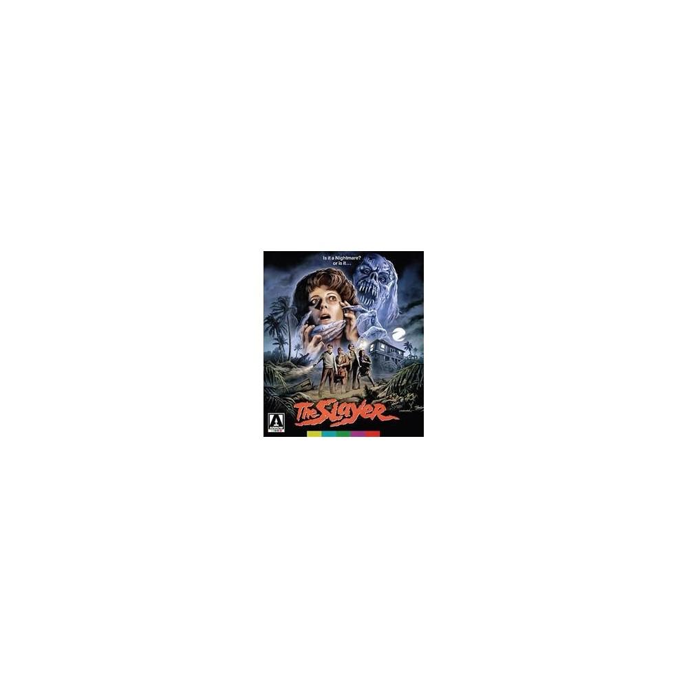 Slayer (Bd/Dvd Combo) (Blu-ray)