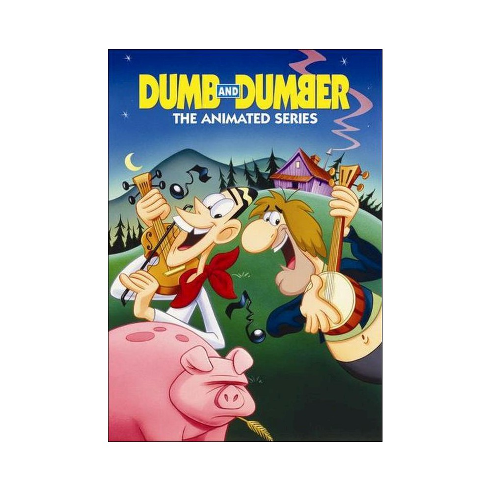 Dumb And Dumber:Animated Series (Dvd)