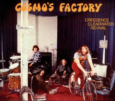 Creedence clearwater - Cosmo's factory (CD) - image 1 of 3