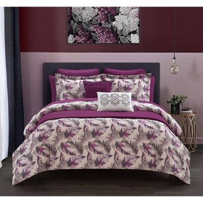 Kael Comforter Set - Chic Home Design