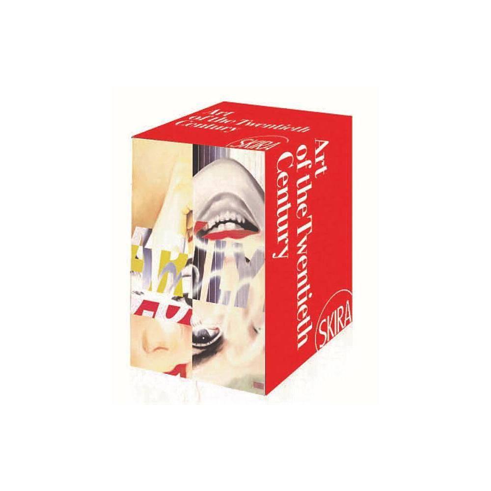 Art of the Twentieth Century, Box Set - by Carlo Bertelli (Hardcover)