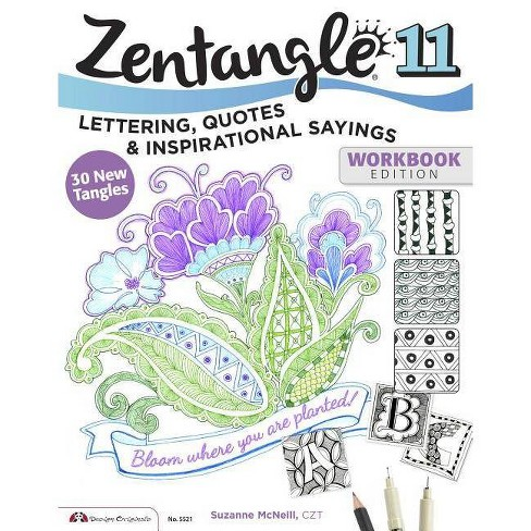 Zentangle 11 - by  Suzanne McNeill (Paperback) - image 1 of 1