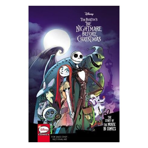 about this item - Tim Burtons The Nightmare Before Christmas