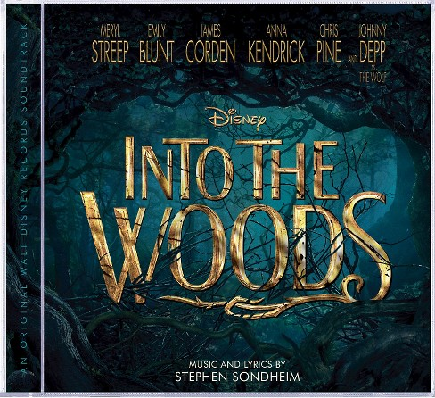 Original Soundtrack - Into the Woods (Original Soundtrack) (CD) - image 1 of 2