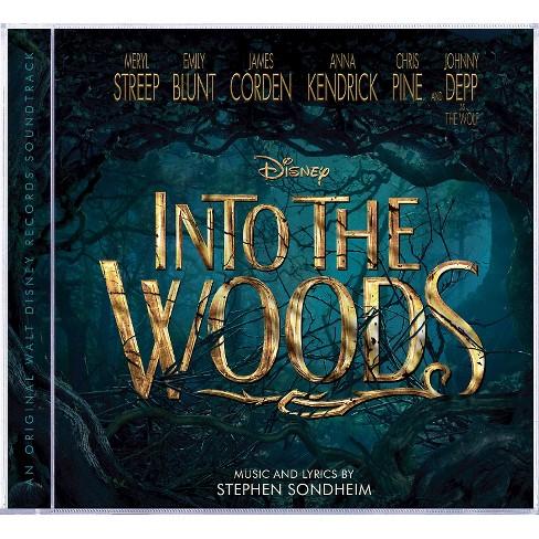 Original Soundtrack Into The Woods Original Soundtrack Cd Target