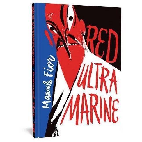 Red Ultramarine - by  Manuele Fior (Hardcover) - image 1 of 1
