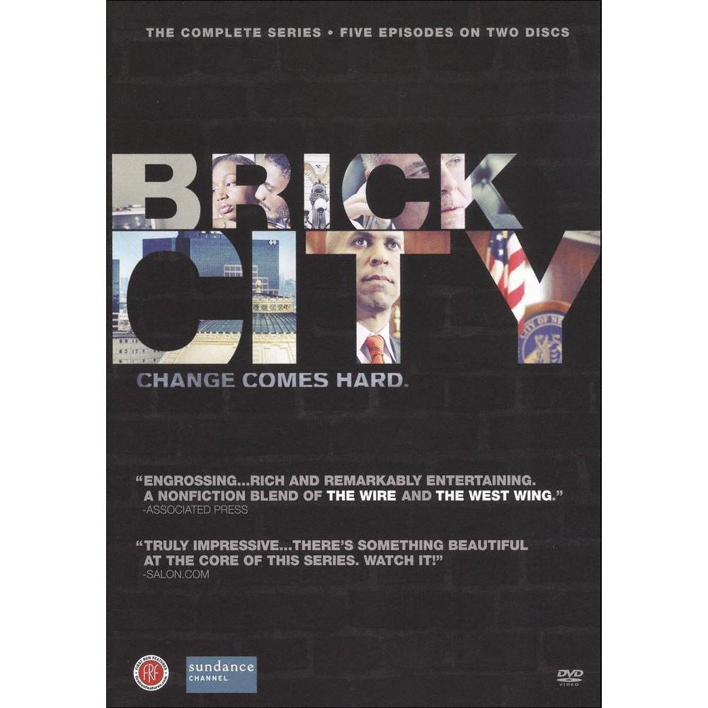 Brick City (Dvd), Movies