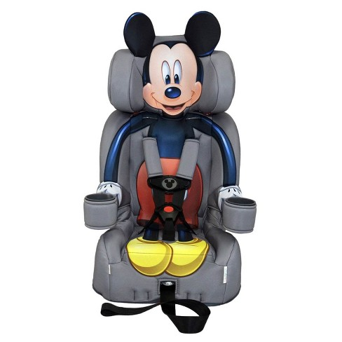 Kids Embrace Disney Mickey Mouse Combination Harness Booster Toddler Car Seat - image 1 of 4
