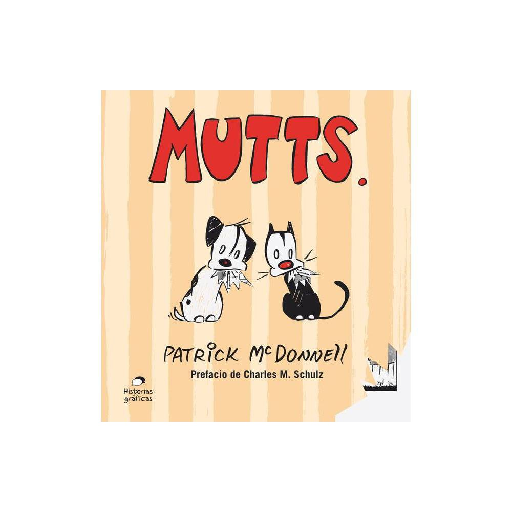 Mutts 1 By Patrick Mcdonnell Paperback