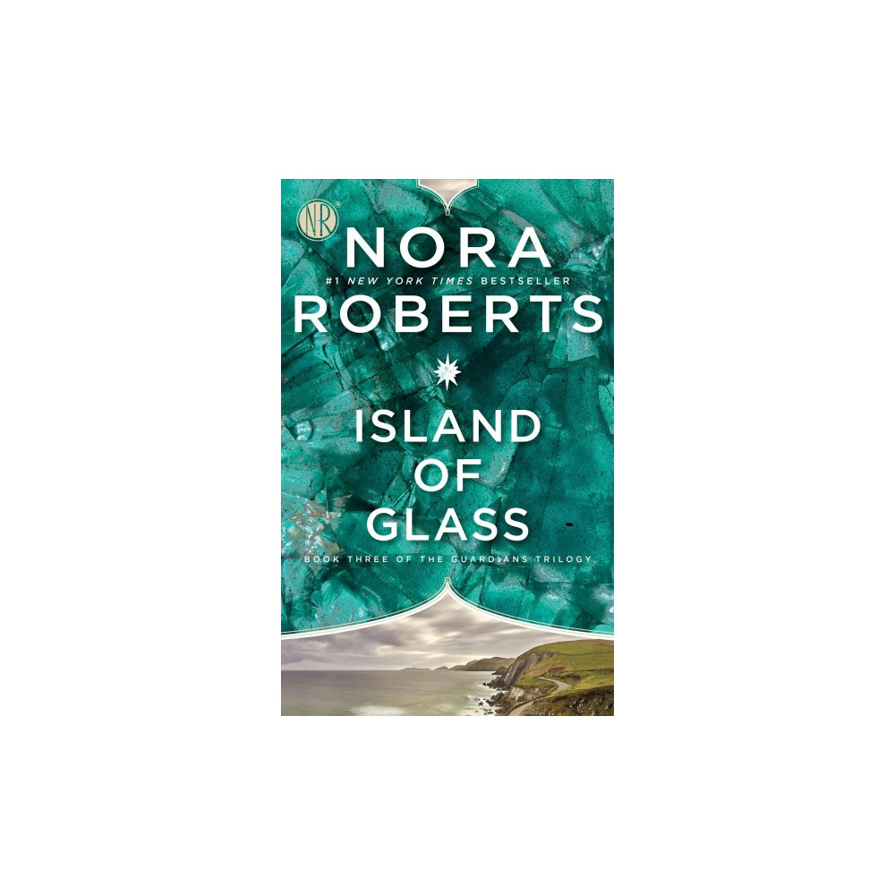 Island of Glass by Nora Roberts (Paperback)