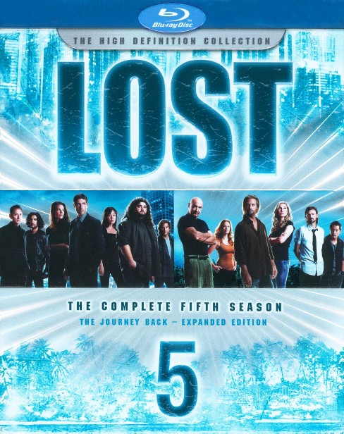 Lost: The Complete Fifth Season [5 Discs] [Blu-ray] - image 1 of 1