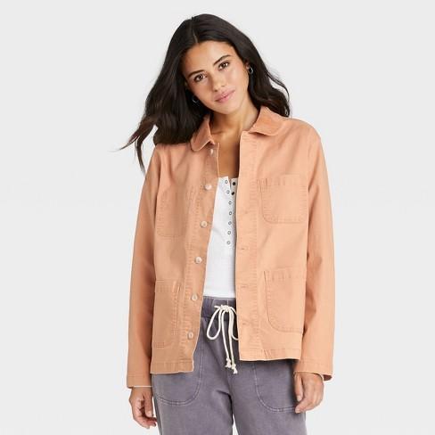 Women's Chore Jacket - Universal Thread™ - image 1 of 3