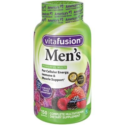Vitafusion Men's Gummy Vitamin