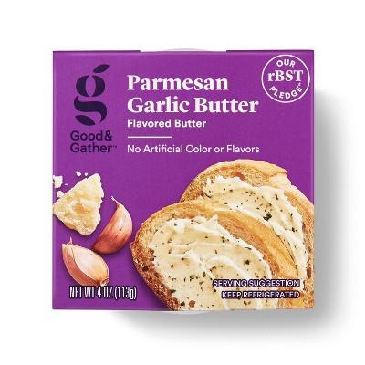 Parmesan Garlic Butter - 4oz - Good & Gather™