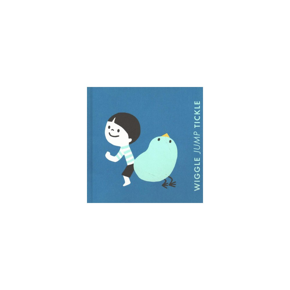 Wiggle Jump Tickle - Brdbk by Ruth Austin (Hardcover)