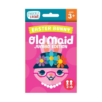 Chuckle & Roar Easter Old Maid Card Game