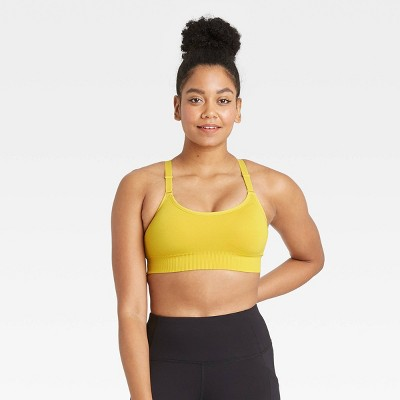 Women's Medium Support Seamless Cami Bra - All in Motion™